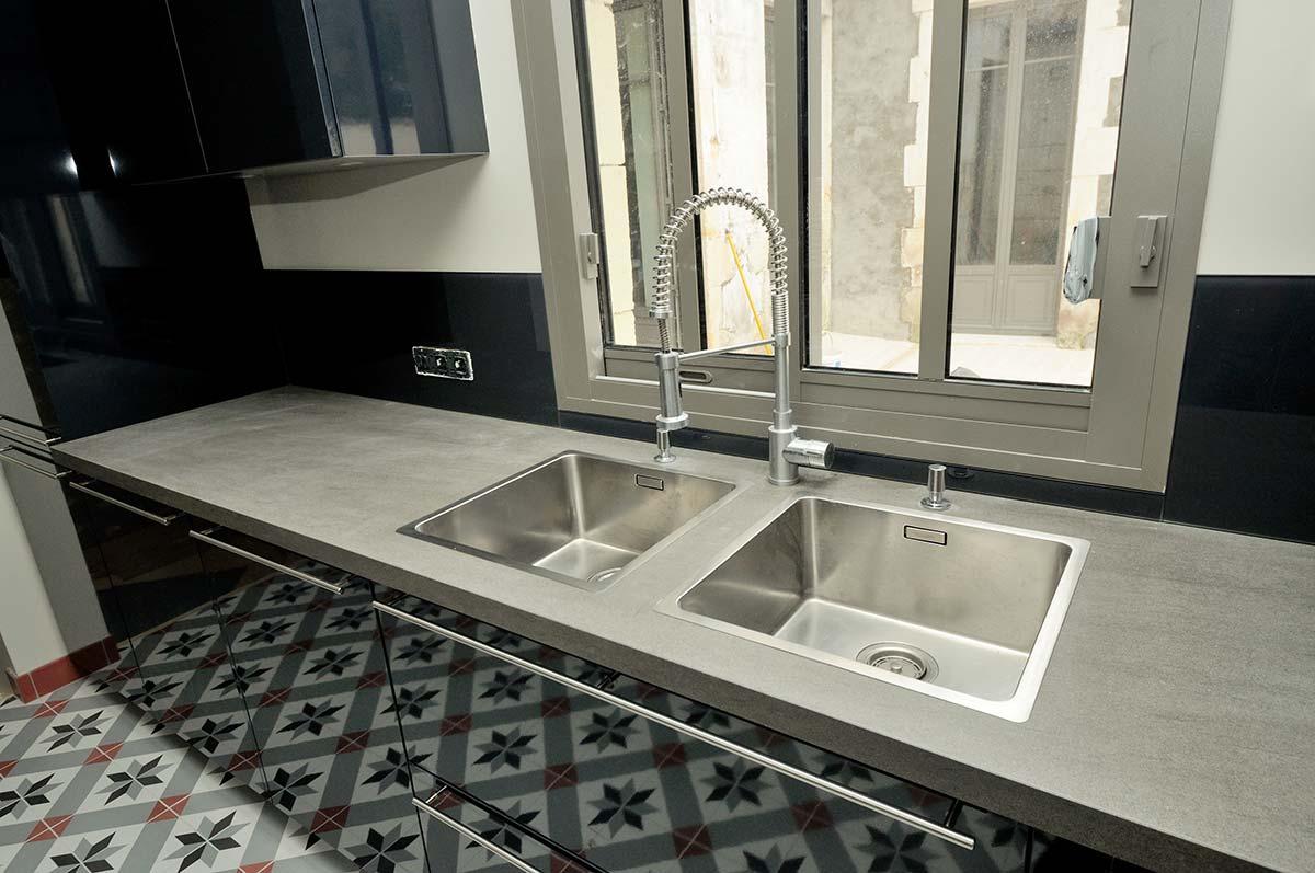 plan de cuisine granit royan charente maritime. Black Bedroom Furniture Sets. Home Design Ideas